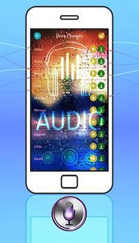 HD Voice Changer screenshot 2