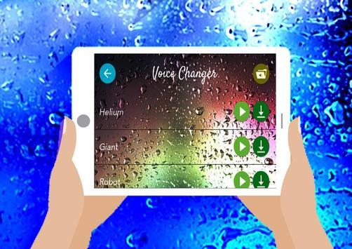 HD Voice Changer screenshot 5