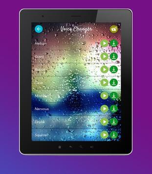 HD Voice Changer screenshot 8