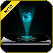 Hologram Vision  Prank icon