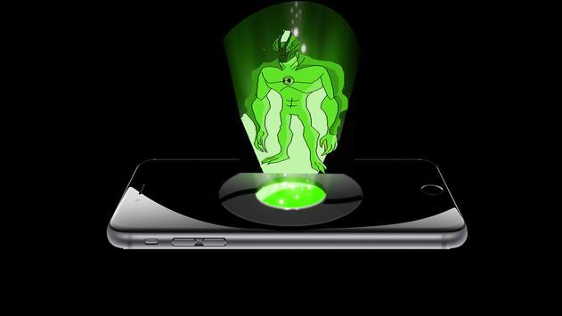 Hologram Vision  Prank screenshot 6