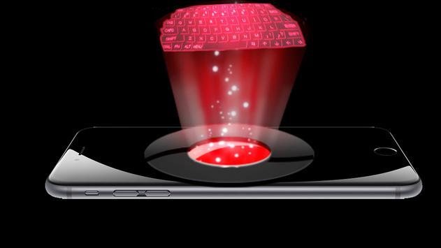 Hologram Vision  Prank screenshot 8