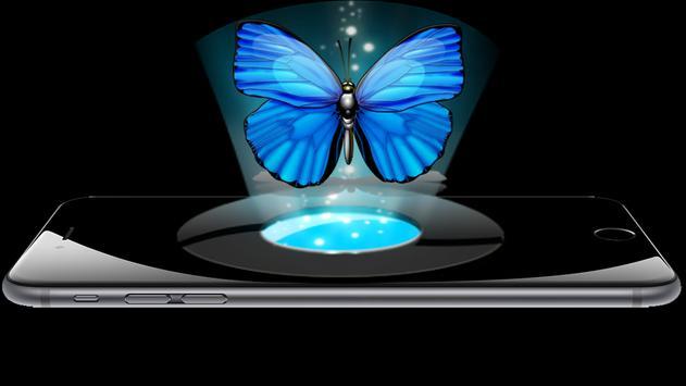 Hologram Vision  Prank screenshot 3