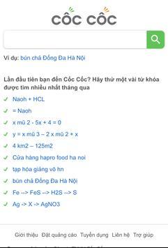 Cốc Cốc - lướt web theo phong cách Việt poster