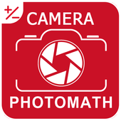 New Photomath Camera Reference icon