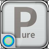 Pure Color Hola Launcher Theme icon