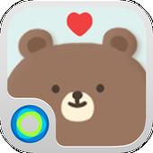 Cookie Bear - Hola Theme icon