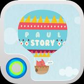Fly Away - Hola Theme icon