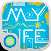 Modern Edge City - Hola Theme icon