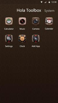Made In Style Hola Theme apk screenshot