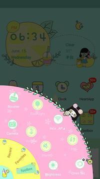 Lemonade - Hola Theme apk screenshot