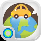 The Traveler Hola Theme icon
