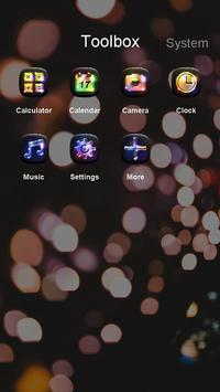 Neon Glow - Best Theme screenshot 1