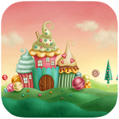 Cupcake Castle Best theme icon