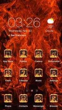 Furious Flame poster