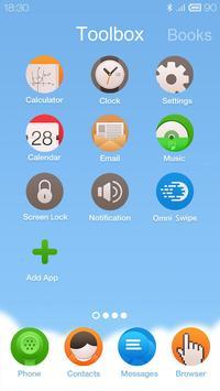 Picnic Hola Launcher Theme apk screenshot