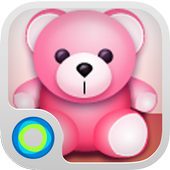 Minty Pink Hola Theme icon