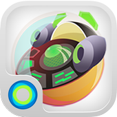 Space-noids Hola Theme icon