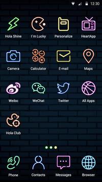 Brick Lane Hola Theme apk screenshot