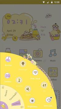 Banana World Hola Theme apk screenshot