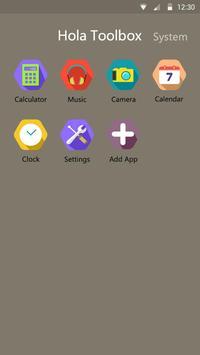 Summer Tan - Hola Theme apk screenshot