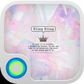 Pixelated Diamonds- Hola Theme icon