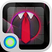 Laser Pink Hola Theme icon
