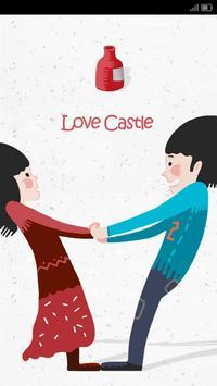 Love Castle Hola Theme poster