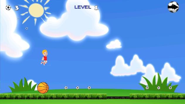 Football Runner apk screenshot