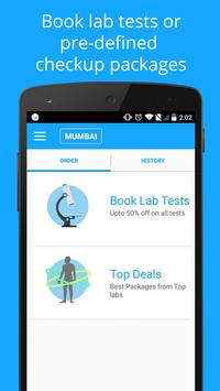 Medd - Personal Diagnostics apk screenshot