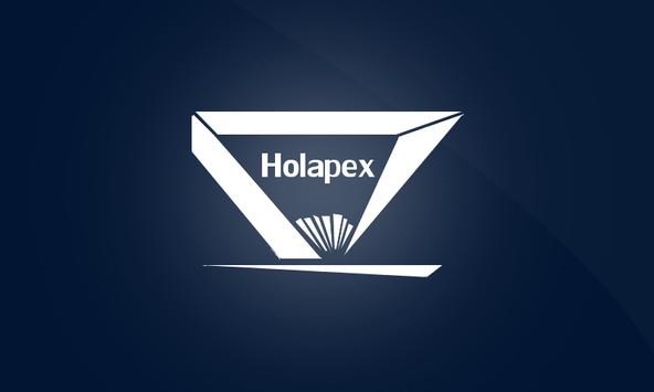 Holapex Hologram Video Maker apk screenshot