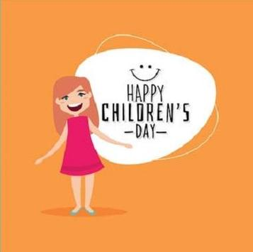 Children's Day Greeting Cards screenshot 1