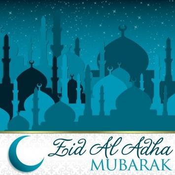 Eid Al Adha Greeting Cards poster