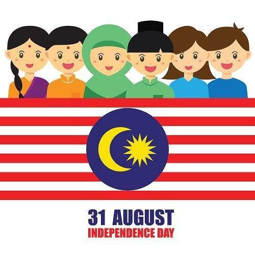 Merdeka Day Malaysia Greeting Cards For Android Apk Download