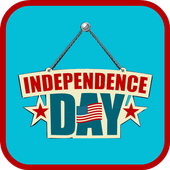 Independence Day Greeting Cards (USA) icon