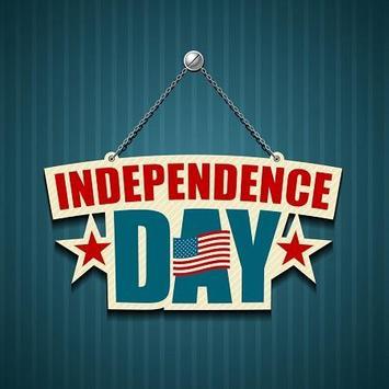 Independence Day Greeting Cards (USA) screenshot 1