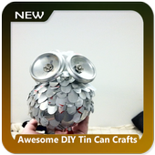 Awesome DIY Tin Can Crafts icon