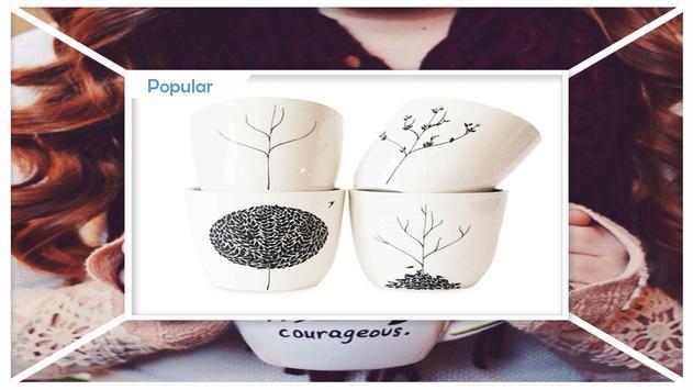 Easy DIY Sharpie Mugs screenshot 1