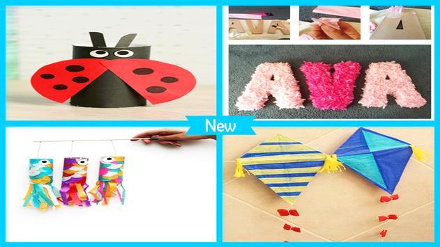 Easy DIY Tissue Paper Windsock Craft screenshot 3