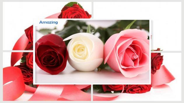 Red Roses Wallpaper HD screenshot 2