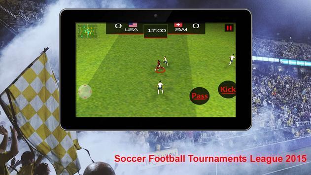 Soccer Football Leagues apk screenshot