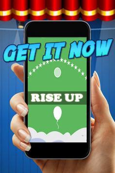 Tips Rise Ballon Up poster