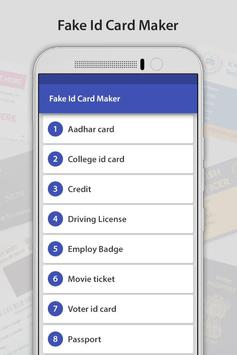 fake id card generator apk download free entertainment app for