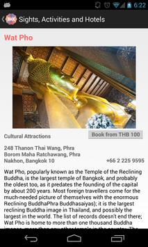 Holidayen Bangkok Guide apk screenshot