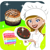 Mama Cooking Cake Crumble icon