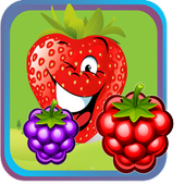 Fruit Nibblers 2 Crumble icon