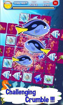 Sweet Fish Crumble screenshot 1