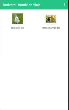 DOTIVERDI Sacha Tareas screenshot 1