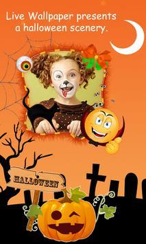 Halloween Photo Frame apk screenshot