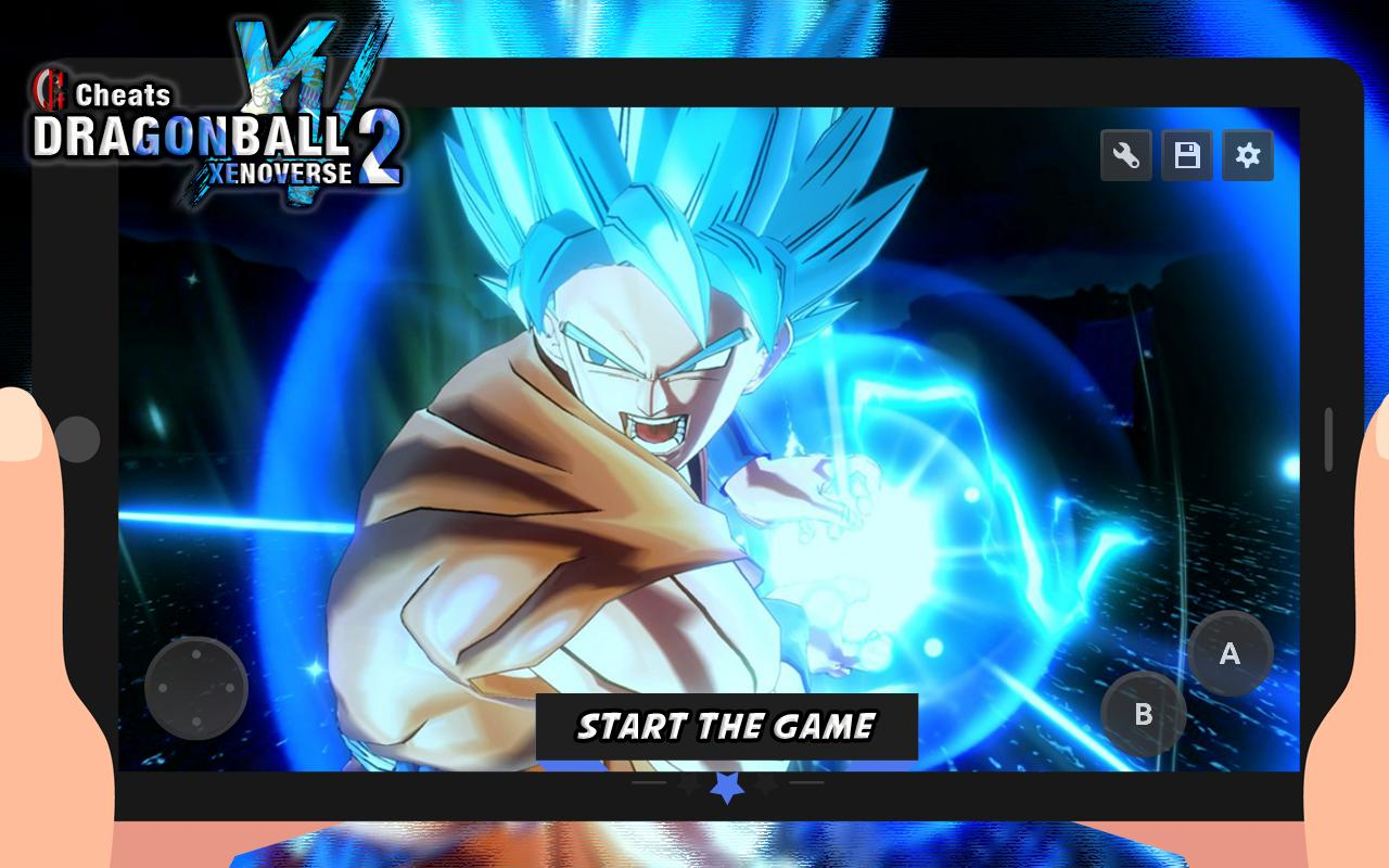 dragon ball xenoverse 2 free download for android